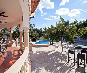 House   Miami Platja 8 persons - private pool p1