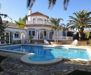 House   Miami Platja 12 persons - private pool p0