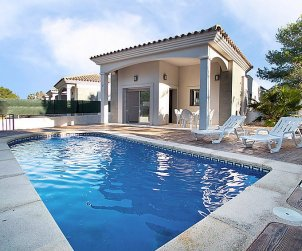 House   Deltebre  -  Riumar 6 persons - private pool p0
