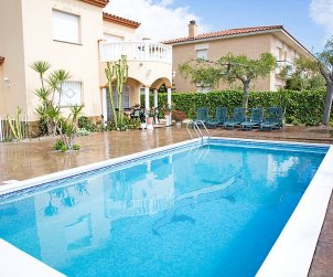 House   Alcanar 9 persons - private pool p0