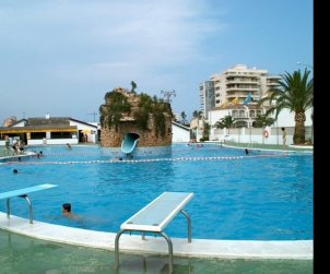 House   Peniscola 6 persons - comunal pool and near sea p0