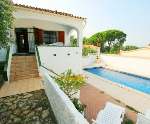 House   L'Escala 5 persons - private pool p2