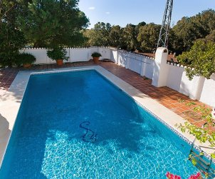 House   Benalmadena 6 persons - private pool p1