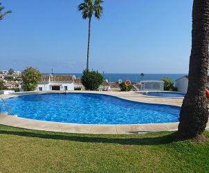House   Mijas 4 persons - comunal pool p0