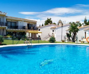 House   Mijas 4 persons - comunal pool p2