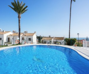 Flat   Mijas 3 persons - comunal pool p0