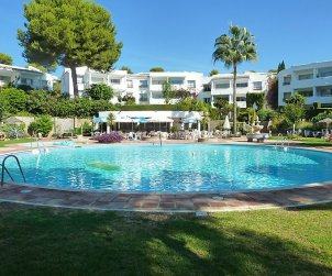 Flat   Mijas 5 persons - comunal pool p0