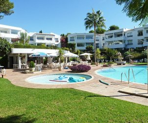 Flat   Mijas 5 persons - comunal pool p2