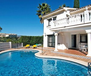 House   Mijas 6 persons - private pool p0