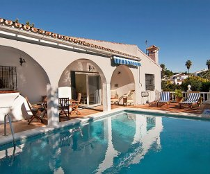House   Mijas 4 persons - private pool p0