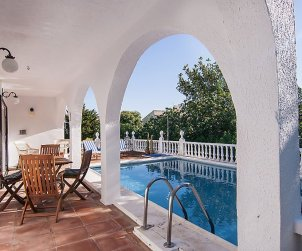 House   Mijas 4 persons - private pool p1