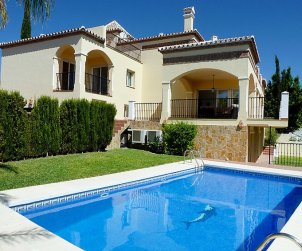 House   Mijas 7 persons - private pool p0