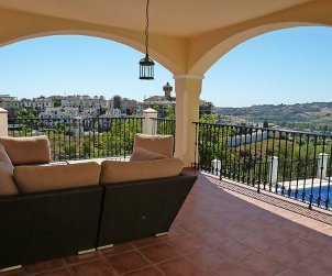 House   Mijas 7 persons - private pool p1