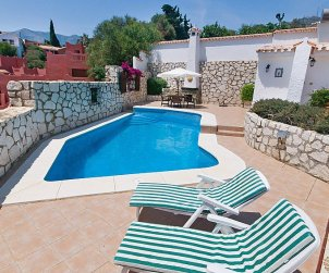 House   Fuengirola 6 persons - private pool p2