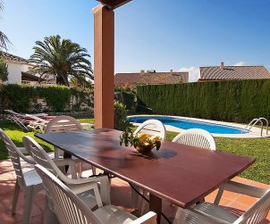 House   Fuengirola 8 persons - private pool p1