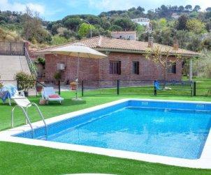 House   Lloret del Mar 7 persons - private pool p0