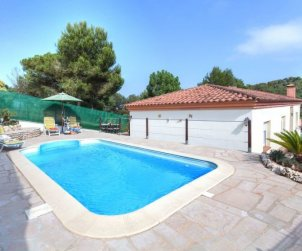 House   Lloret del Mar 5 persons - private pool p0