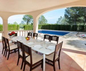 House   Ametlla de Mar 17 persons - private pool p1