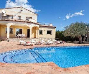 House   Ametlla de Mar 11 persons - private pool p2