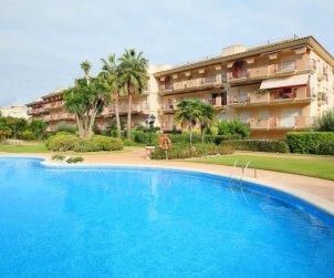 Flat   Sant Carles de la Rapita 4 persons - comunal pool p1