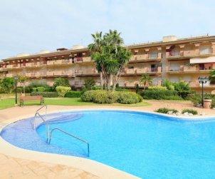 Flat   Sant Carles de la Rapita 4 persons - comunal pool p2