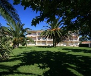 Flat   Calella de Palafrugell 5 persons - comunal pool, parking and internet p1