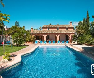 House   Benissa 9 persons - private pool and internet p0