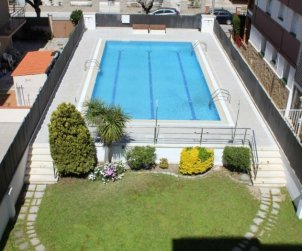 Flat   Segur de Calafell 7 persons - comunal pool and sea view p0