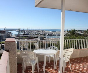 Flat   Segur de Calafell 7 persons - comunal pool and sea view p1