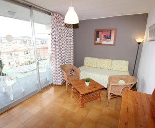 Flat   Segur de Calafell 2 persons - washing machine and sea view p2