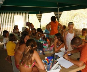 Camping mobile home   Platja d'Aro 3 persons - comunal pool p2