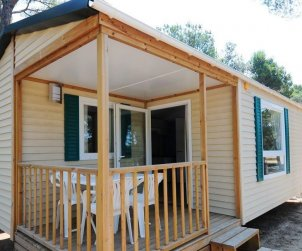 Camping mobile home   Platja d'Aro 5 persons - comunal pool p2