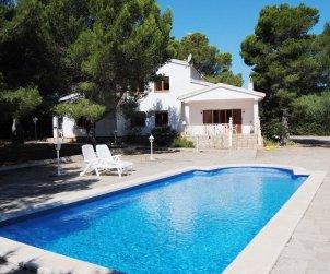 House   Ametlla de Mar 12 persons - private pool, internet and near sea p0