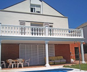 House   Rivas-Vaciamadrid 8 persons - private pool p1