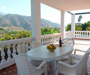 House   Nerja 7 persons - private pool p1