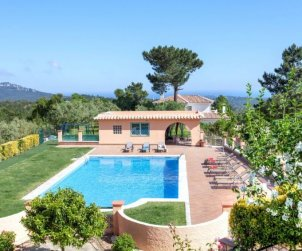House   Lloret del Mar 9 persons - private pool p0