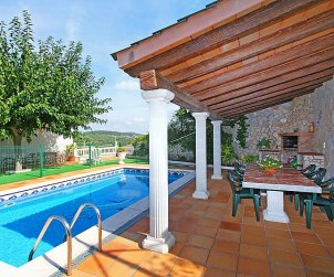 House   Tordera 7 persons - private pool p1