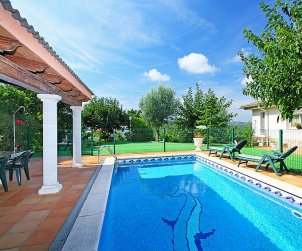 House   Tordera 7 persons - private pool p2