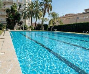 Flat   Calella de la Costa 4 persons - comunal pool p0