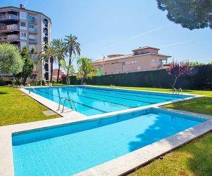 Flat   Calella de la Costa 4 persons - comunal pool p1