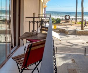 Flat   Sitges 4 persons - panoramic to the sea p1