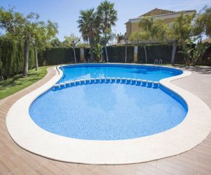 House   Alcoceber 7 persons - comunal pool p1