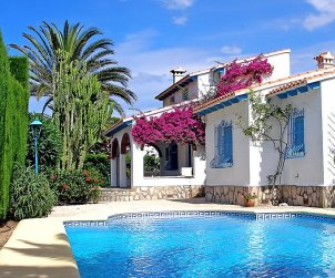House   Denia 12 persons - private pool p0