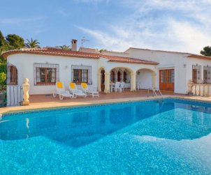 House   Javea 6 persons - private pool p0