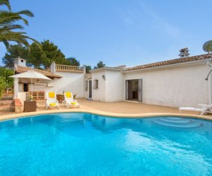 House   Javea 7 persons - private pool p1