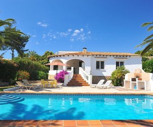 House   Javea 4 persons - private pool p1