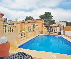 House   Javea 6 persons - private pool p1