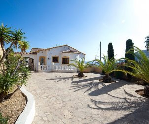 House   Calpe 7 persons - private pool p2