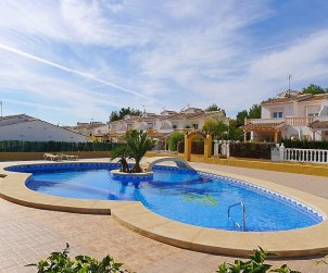 House   Calpe 6 persons - comunal pool p2