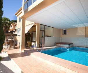 Flat   Calpe 6 persons - private pool p0
